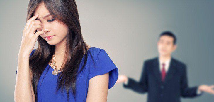 Como recuperar a una mujer decepcionada